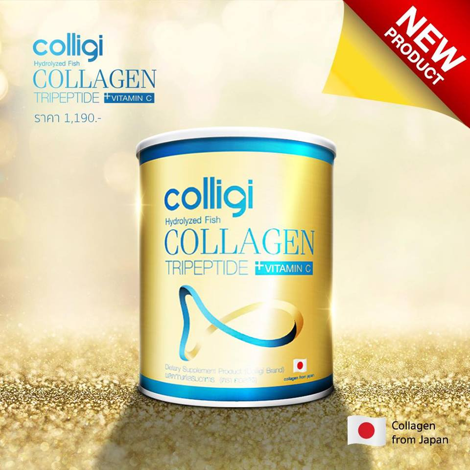 เปรียบเทียบราคา colligi collagen จาก 6  ร้านขายคอลลาเจนในโลกออนไลน์