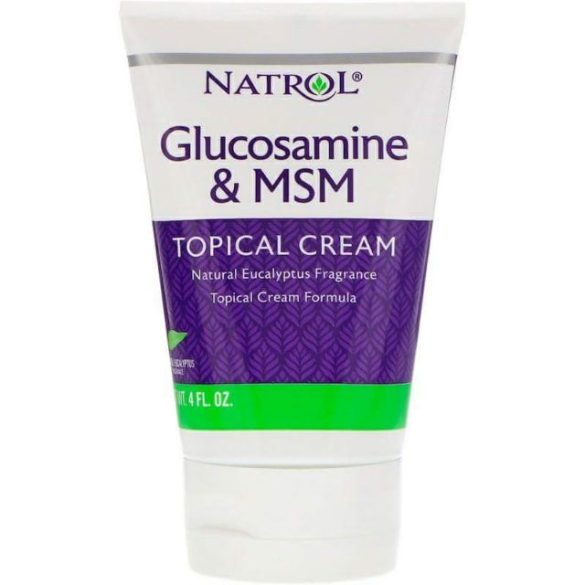 สาวก pantip ที่ปวดเมื่อยบอกเลยหายห่วงครีมกลูโคซามีน Natrol Glucosamine Cream ช่วยบรรเทาได้