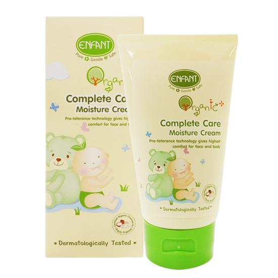 Enfant Organic Plus Complete Care Moisture Cream ครีมลดผื่นคันลูกน้อย ที่คุณแม่ไว้ใจ