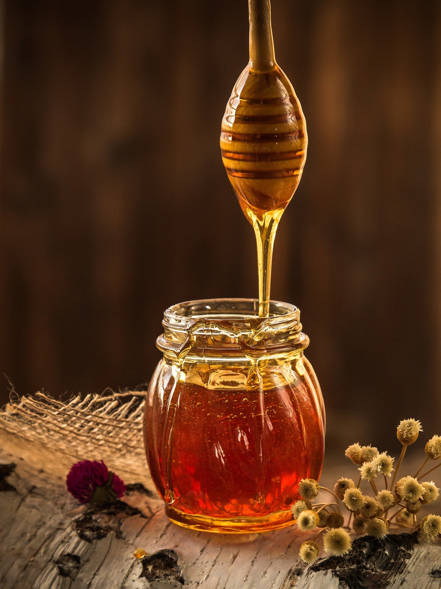 มาสก์หน้าด้วยน้ำผึ้ง