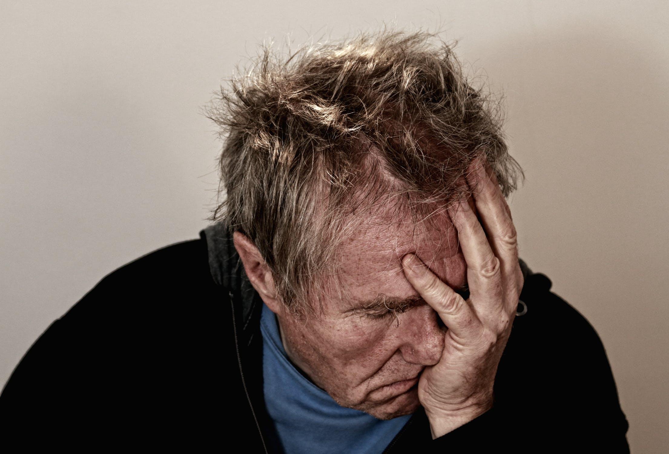 โรคซึมเศร้า ในผู้สูงอายุ