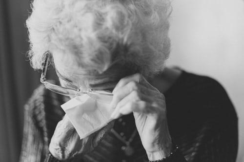 โรคซึมเศร้าในผู้สูงอายุ