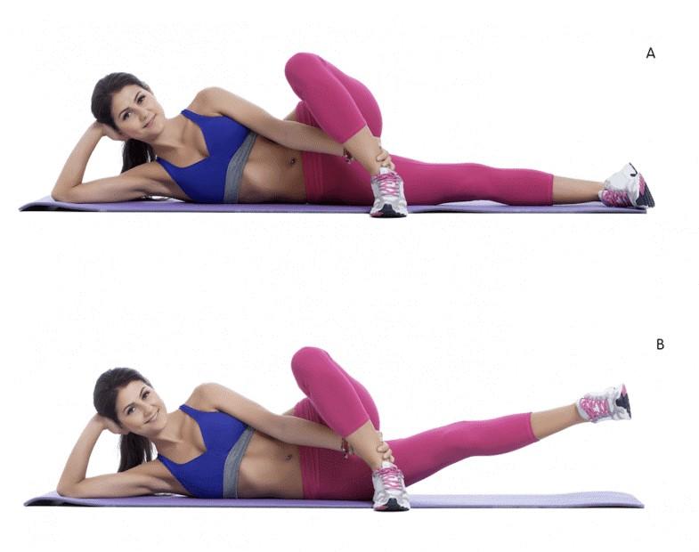 ออกกำลังกายลดขา