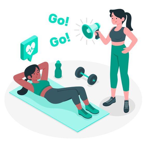 ออกกำลังกายอยู่บ้าน