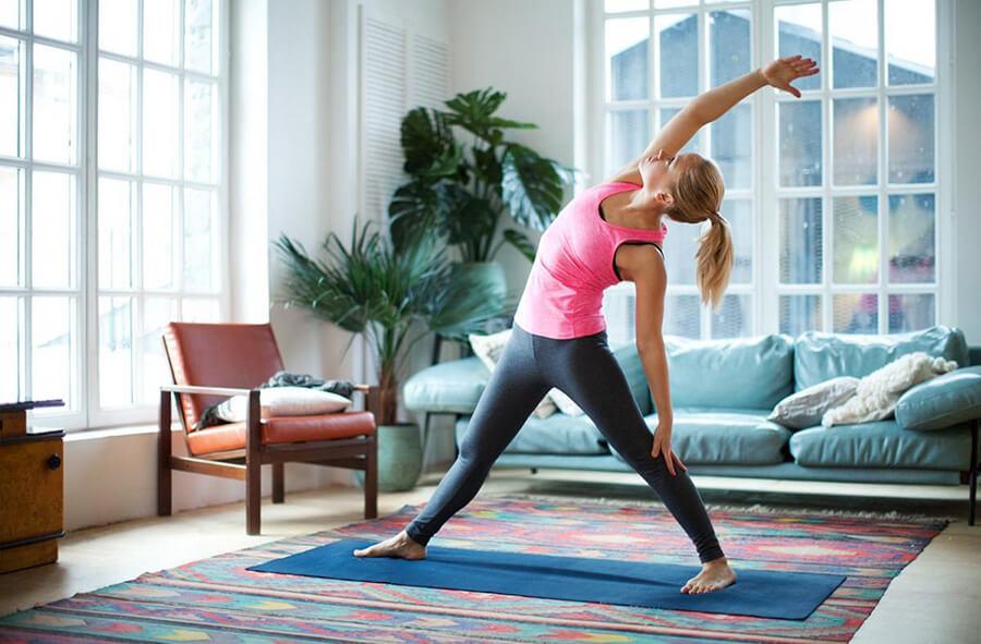 ออกกำลังกายธรรมดา