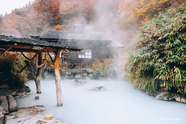 ออนเซ็น ญี่ปุ่น