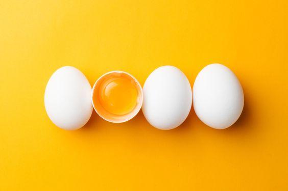 ลดน้ำหนักด้วยไข่ต้ม