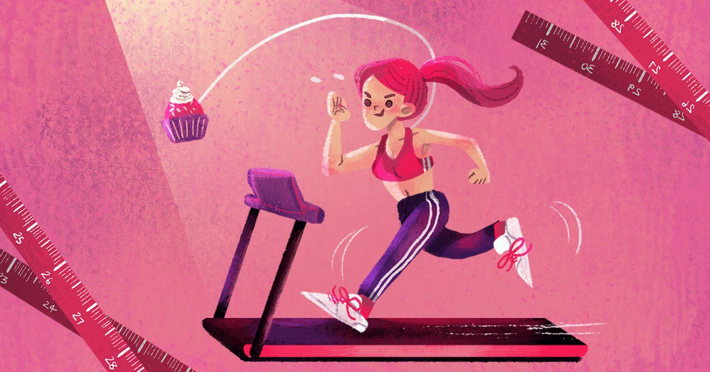 ออกกำลังกายวันละกี่เเคล