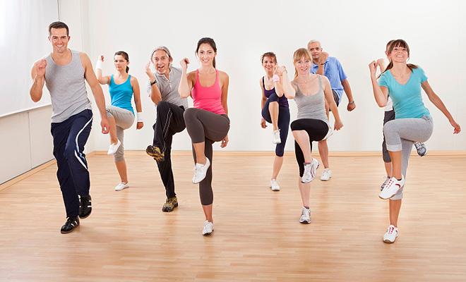 ออกกำลังกายตอนเย็น