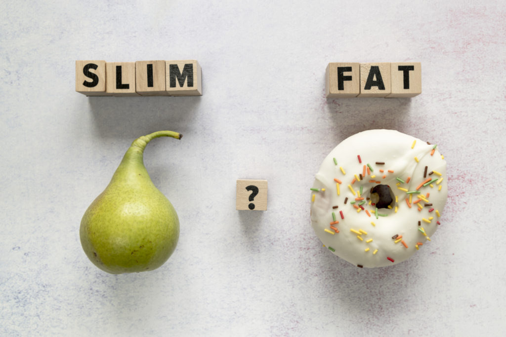 คนลดน้ำหนัก
