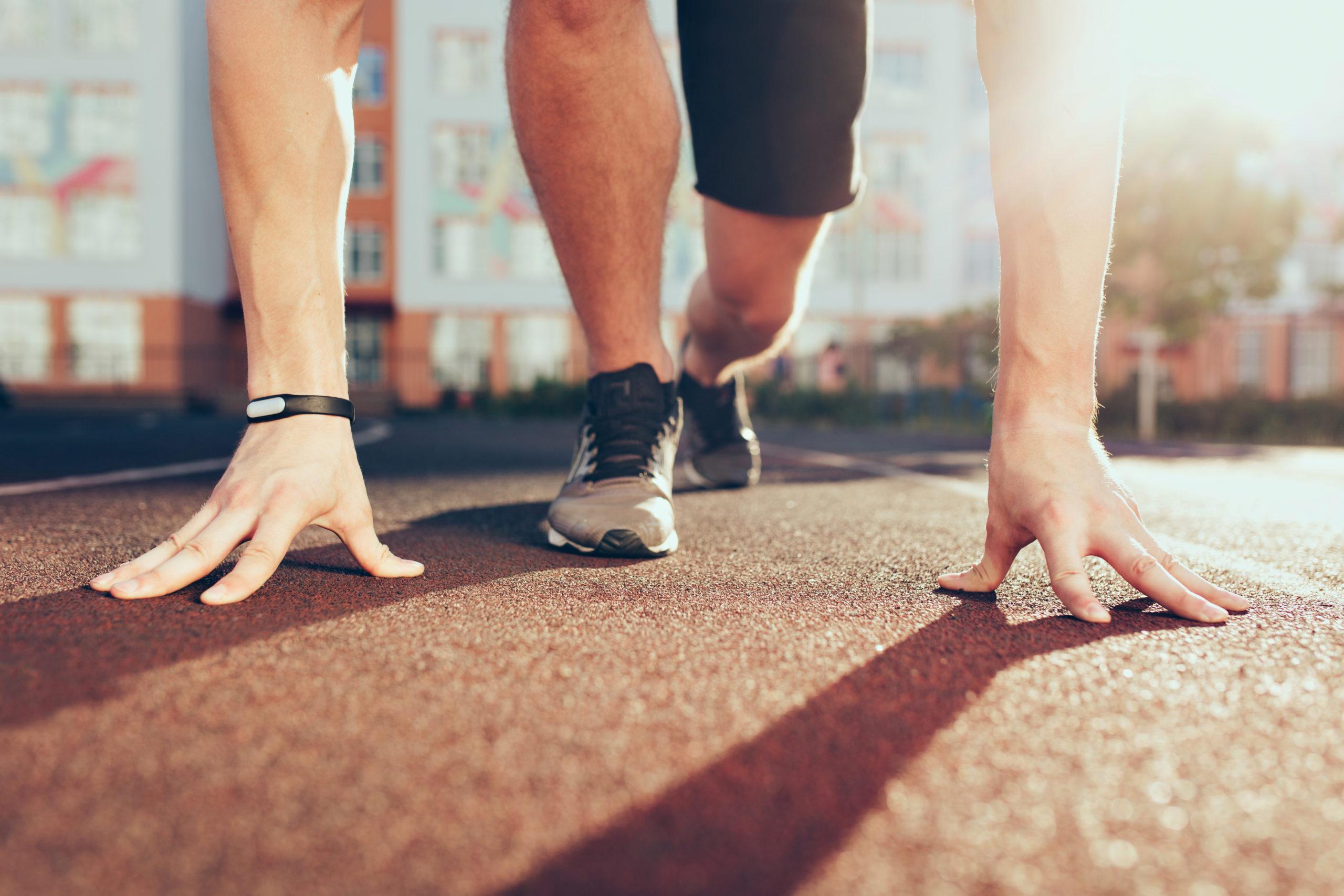 ลดน้ำหนักด้วยการวิ่ง