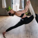 Yoga Fly โยคะฟลาย #4 ยิมที่ไหน ก็สามารถบินได้!!!
