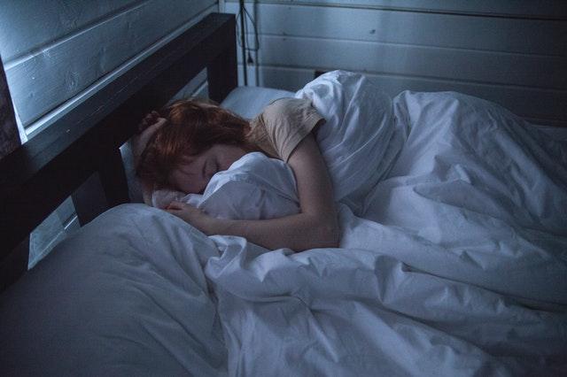 โยคะก่อนนอน