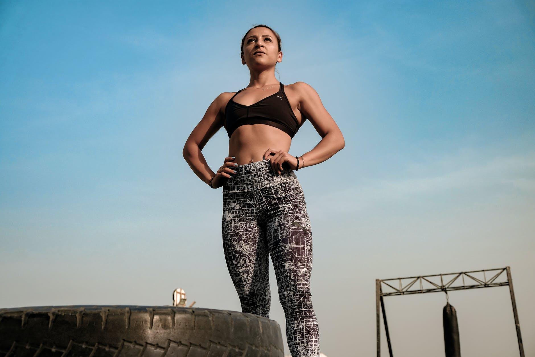 ออกกำลังกายน้ำหนักไม่ลด