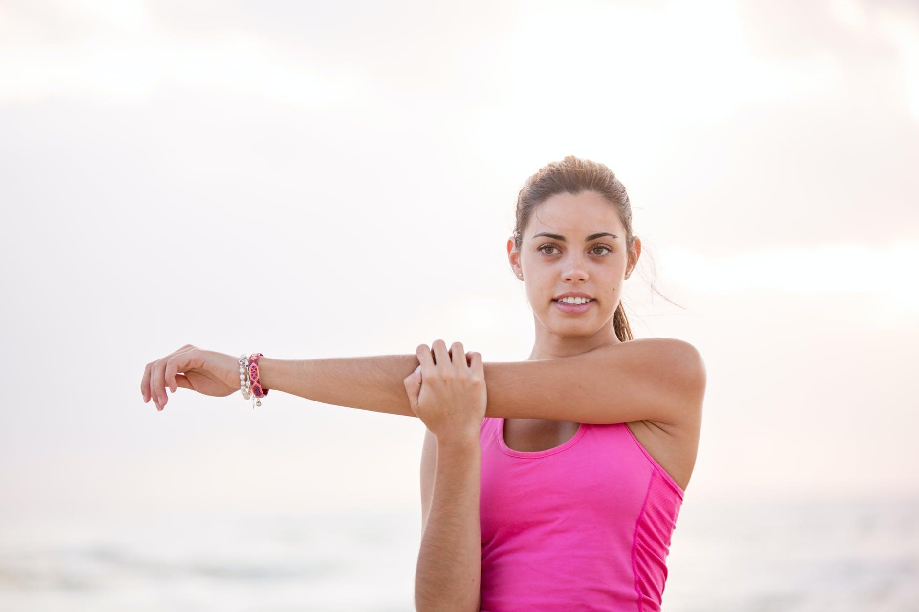 ออกกำลังกายพื้นฐาน