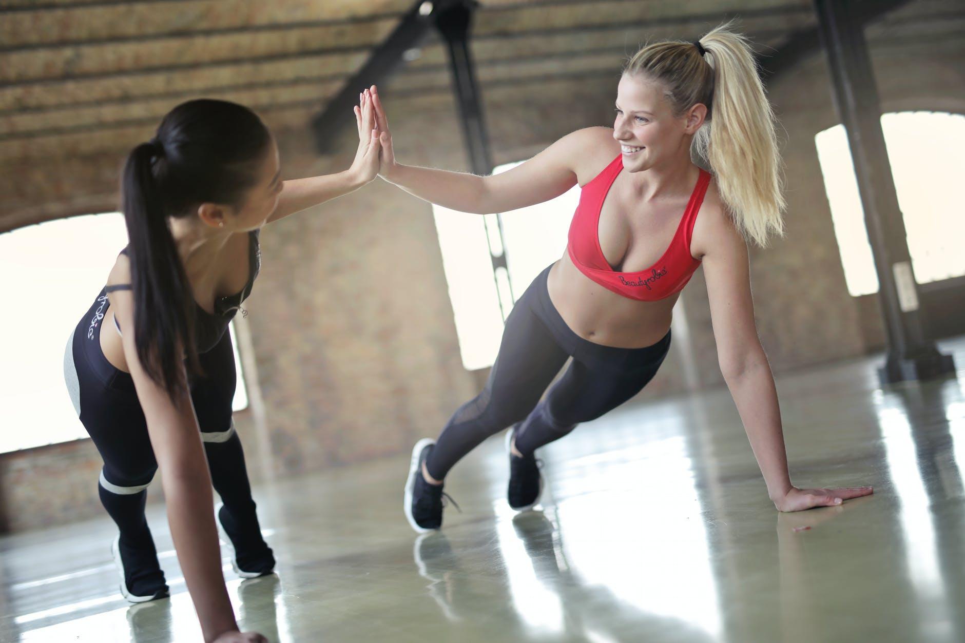 ออกกำลังกาย 10 นาที