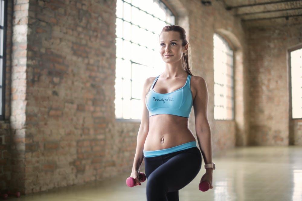 ออกกำลังกายตอนดึก