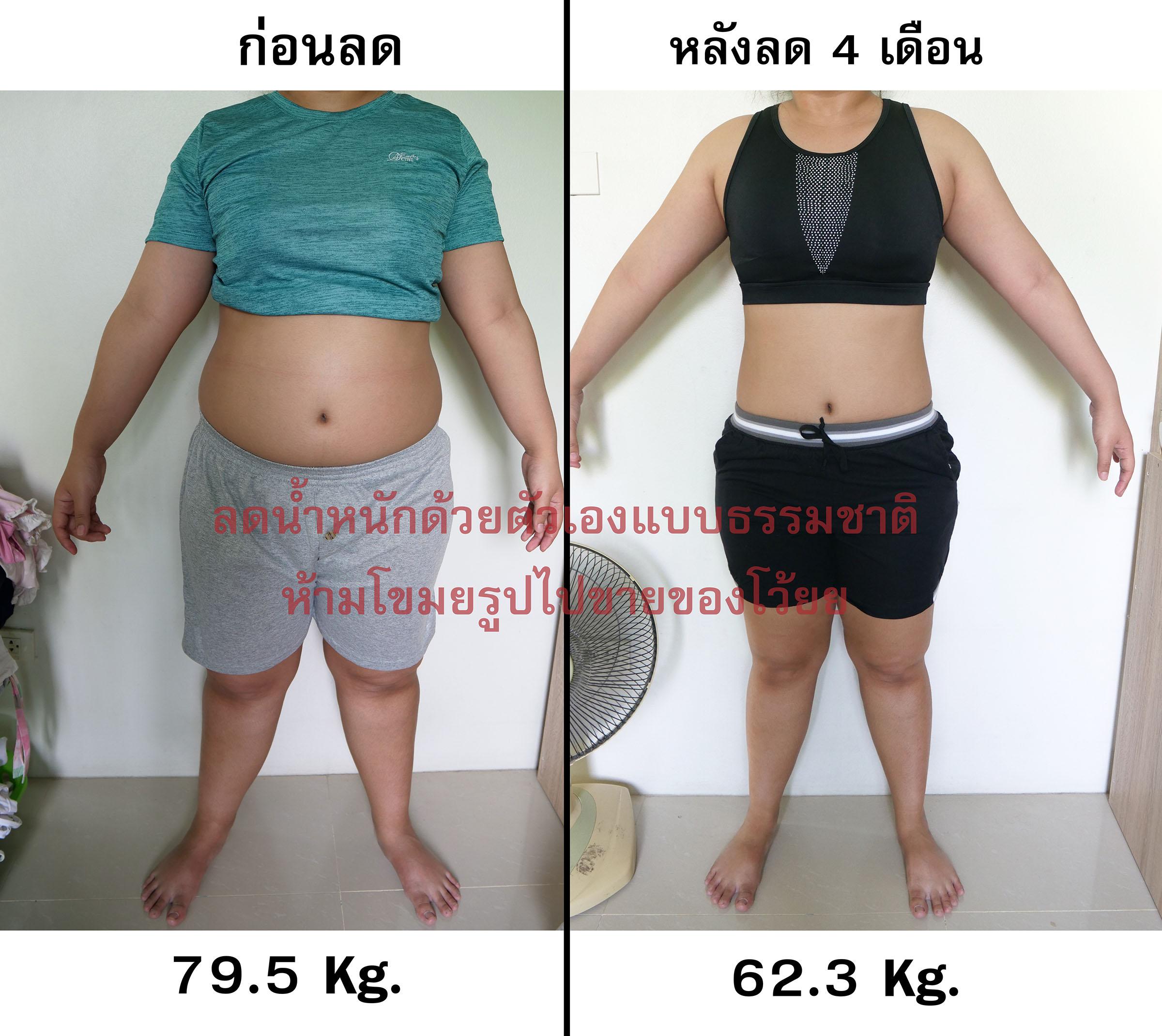 ลดน้ำหนัก Pantip