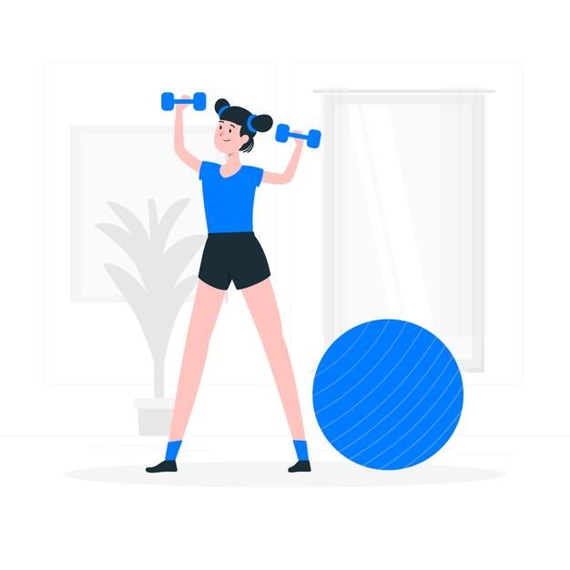 ออกกำลังกาย กล้ามเนื้อ