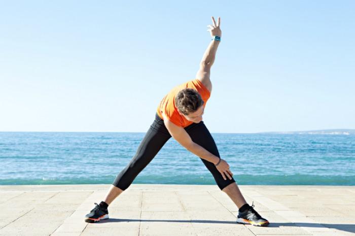 ออกกำลังกายวันแรก