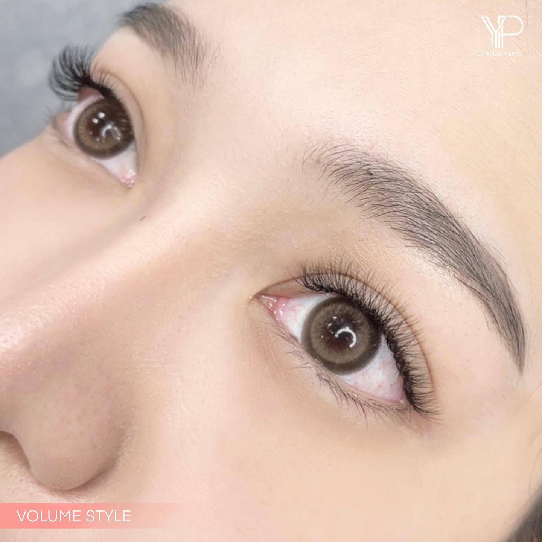 ต่อ ขนตา 3d