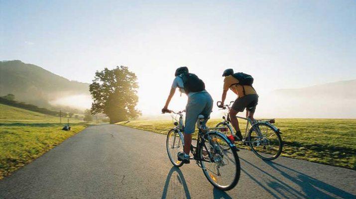 ออก กํา ลังกา ย ปั่น จักรยาน