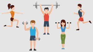 ออกกำลังกายสิวขึ้น