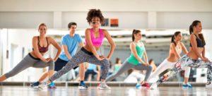 ออกกำลังกายมีอะไรบ้าง