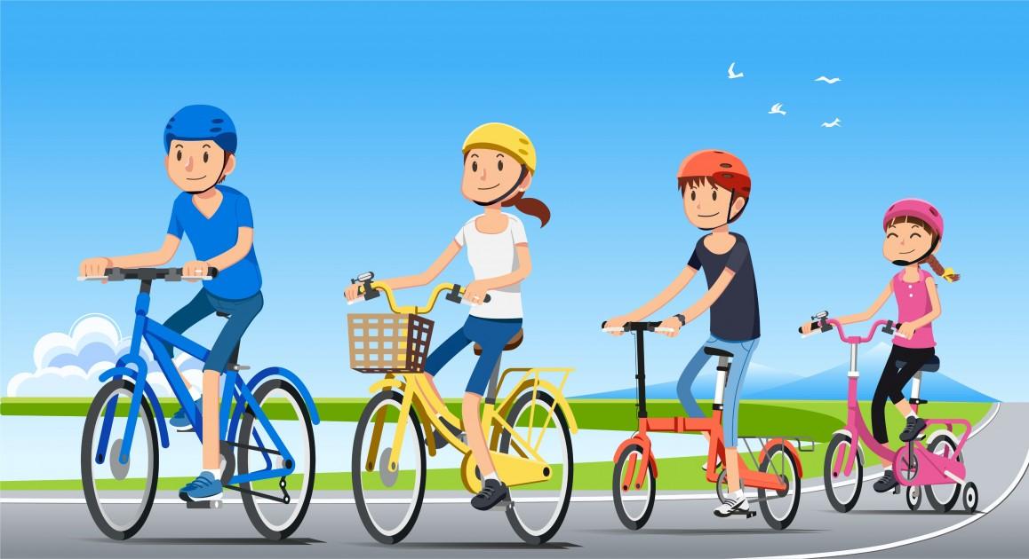 ออกกำลังกายปั่นจักรยาน