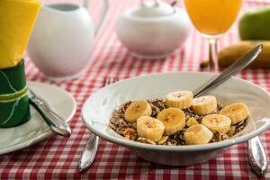อาหารลดน้ำหนักตอนเช้า