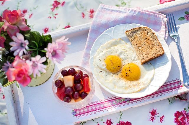อาหาร ลด น้ํา หนัก มื้อ เช้า