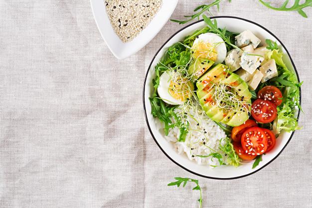 ไอเดีย [#8 อาหารคลีนมื้อเช้า] อร่อยเเละทำง่ายได้ประโยชน์ครบถ้วน!!