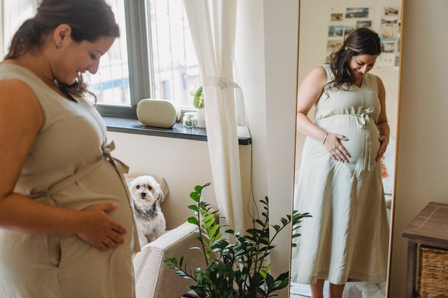 ท้อง 8 เดือน