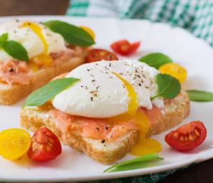 อาหารคลีนมื้อเช้า