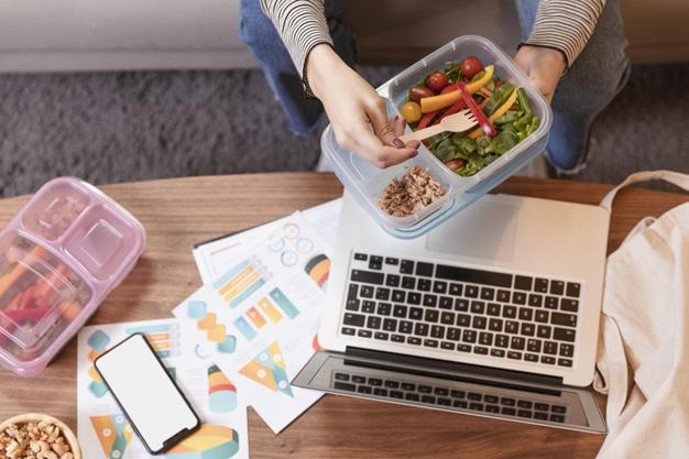 อย่าปล่อยให้ท้องหิว! #10 ไอเดียทำอาหารคลีนกล่องเเบบง่าย ๆ สำหรับไปทานที่ทำงาน