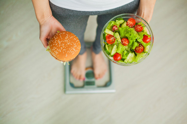 ตารางอาหาร ลดน้ำหนัก ผู้หญิง