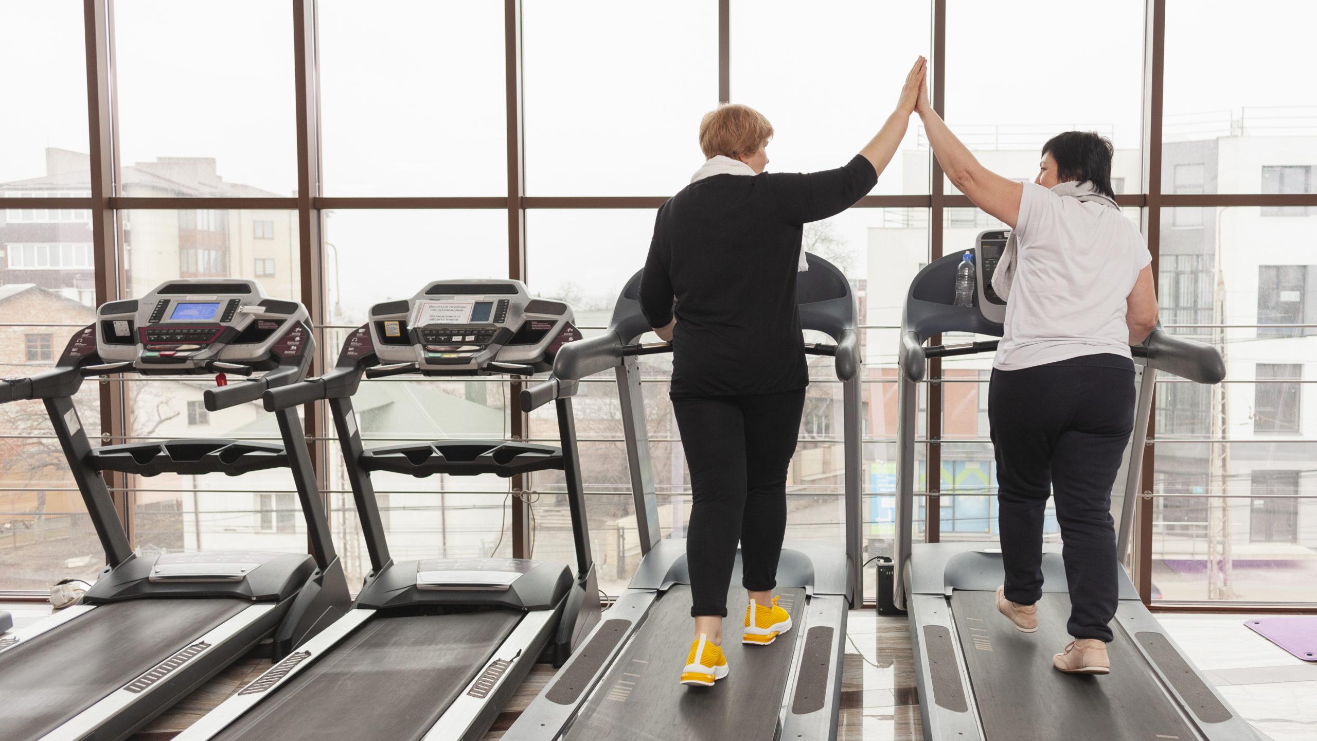 เครื่องออกกำลังกายผู้สูงอายุ