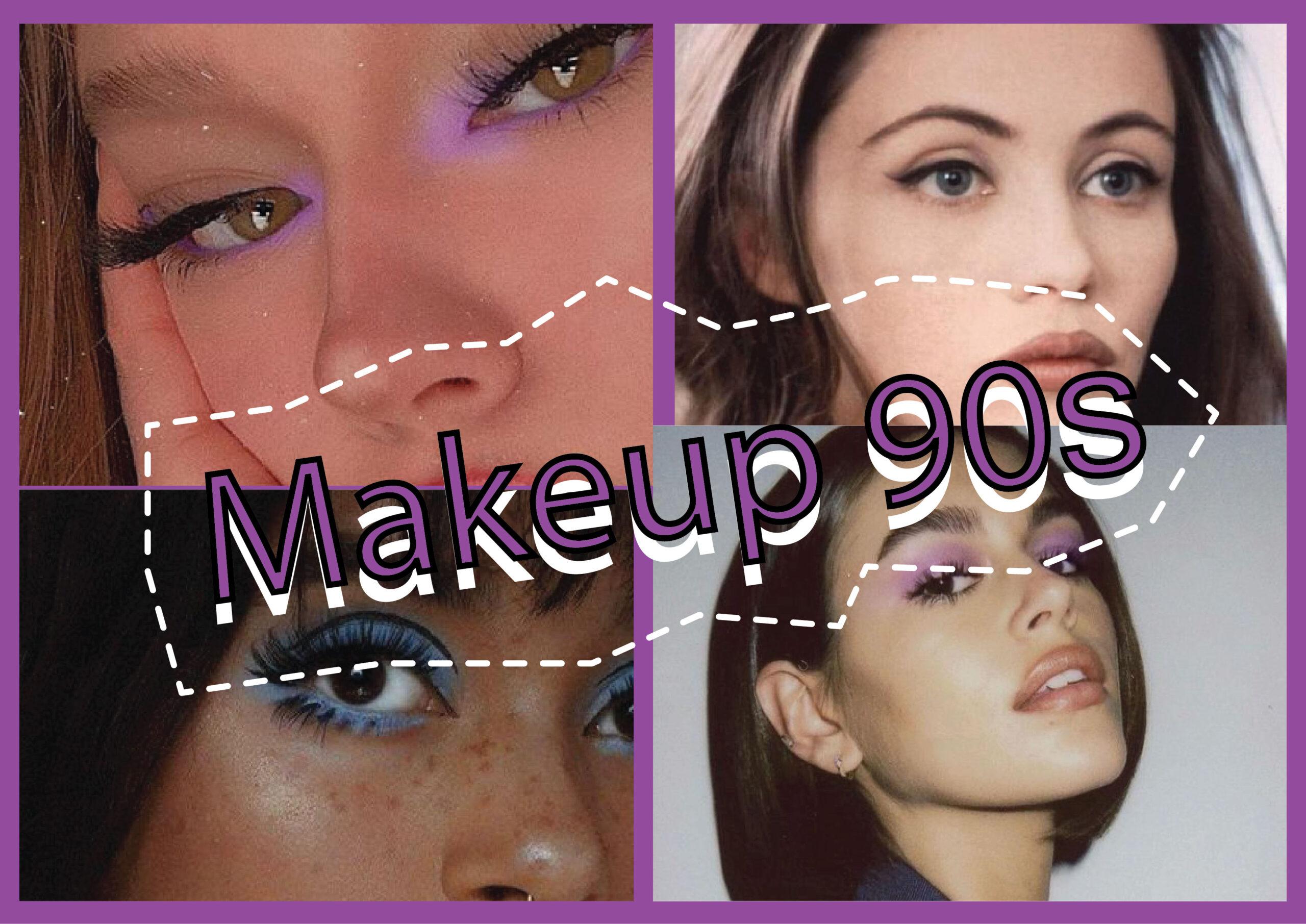 เทรนยุค 90 กำลังกลับมา มาส่อง #5 Looks Makeup แบบยุค 90 กันเถอะ!!