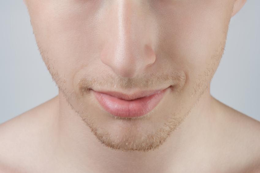 สัก ปาก ผู้ชาย