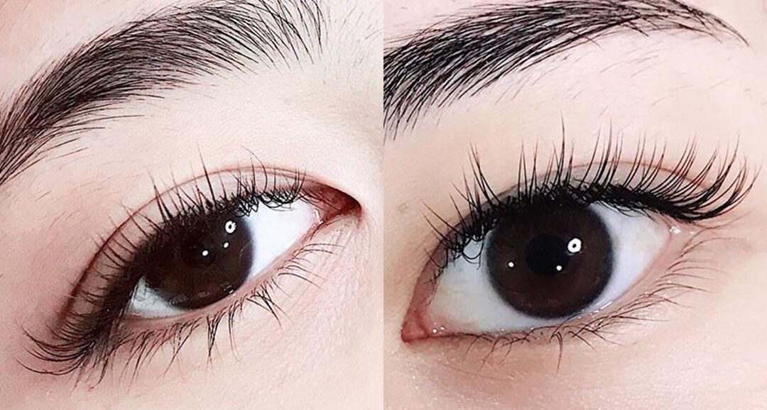 ต่อขนตาบางนา