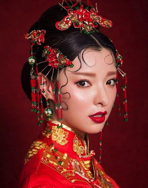 เเต่งหน้า จีน
