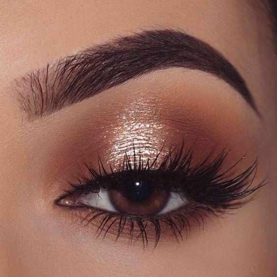 """รวม #12 Eyeshadow Looks แต่งหน้าโทนสี """"บราวนี่"""" สาวๆที่ชอบสีโทนนี้ไม่ควรพลาด!!"""
