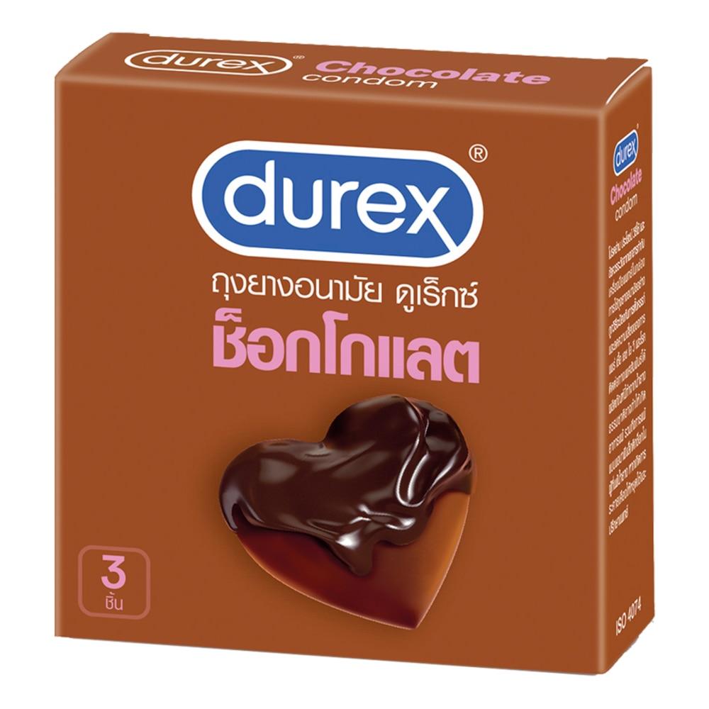 ถุง ยาง กลิ่น ช็อกโกแลต
